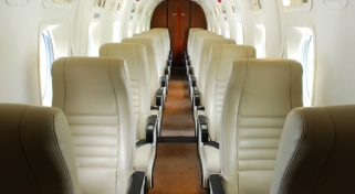 ARGUS Rated Private Jet Charter Beechcraft 1900