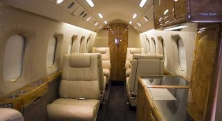 Business Private Jet IAI Astra