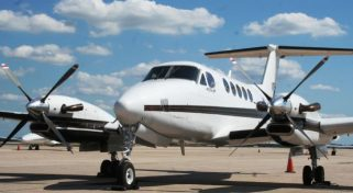 One Ways and Empty Leg Beechcraft King Air 300 Charters