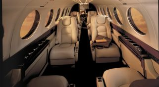 Private Aviation with the Beechcraft King Air 350