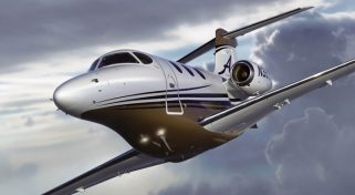 Chartered Flights Beechcraft Premier IA