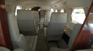 Cessna Conquest II Private Plane