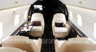 ARGUS Safety Rated Challenger 300 Jet Flights