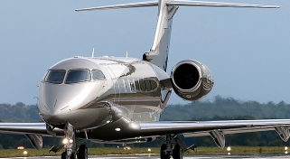 Charter a Private Jet on Challenger 300 Super Mid