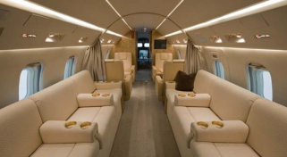Arrange a Private Charter on the Challenger 601 Jet