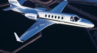 Private Business Jet Citation SII