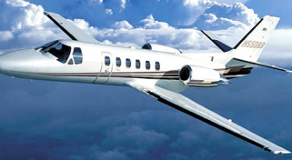 One Ways and Empty Leg Charter with Citation Brave Jet