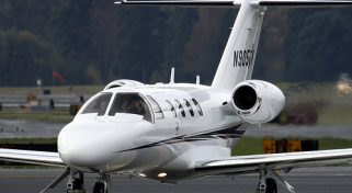 ARGUS Safety Rated Citation CJ1 Jet Charter