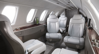 Private Business Jet Citation CJ4