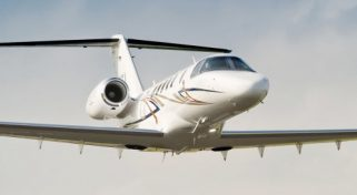 Citation CJ4 Private Charter
