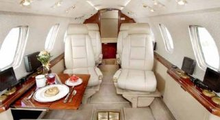 Charter Citation III Private Jet
