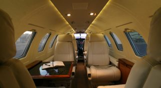 ARGUS Platinum Safety Rated Citation SII Jet
