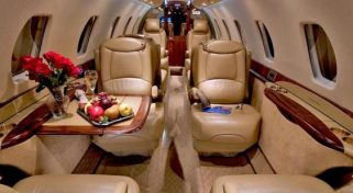 Private Jet Charter Citation Sovereign - Charter Flight Group