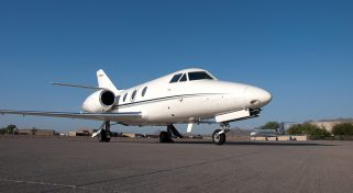 Private Aircraft Charters Falcon 10