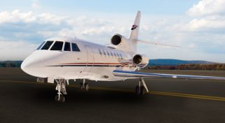 Falcon 50 Private Jet Charters