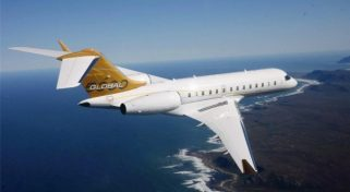 Charter a Global 5000 Private Aircraft - Charter Flight Group