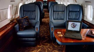 Charter Jet Flight with Global Express