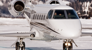 Aircraft Chartered Flights - Gulfstream G150