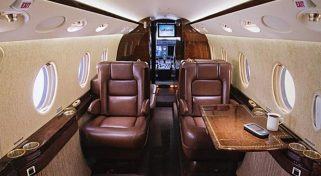 Private Plane Gulfstream G150