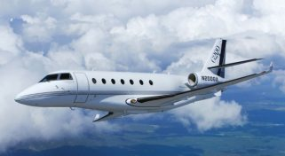 Private Jet Air Charter On Gulfstream G200
