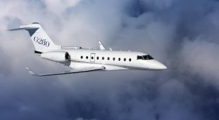 Business Aircraft Gulfstream G280 Jet