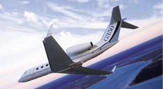 ARGUS Platinum Safety Rated Gulfstream G350 Aircraft