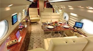 Private Aircraft Gulfstream GIII Jet Charters