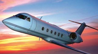 Gulfstream GIV Business Private Jet