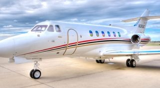 Charter a Hawker 700 Jet