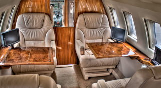 Aircraft Charters on the Hawker 700 Private Jet