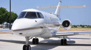 Private Charter Hawker 850XP Flights