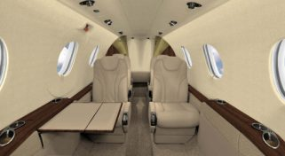 Charter Flight on Hawker Beechcraft Premier IA
