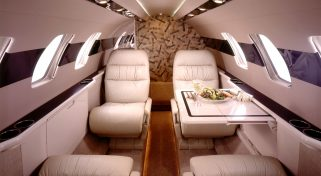 Private Air Charter Flight on Citation 500 Jet