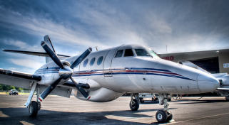 Private Charter Jetstream 31 Aircraft