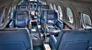 Business Plane Charter Jetstream 31