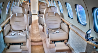 Charter a Jetstream 32 Aircraft