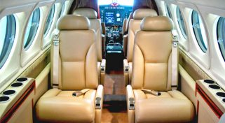 Beechcraft King Air 250 Aircraft Charter - Charter Flight Group