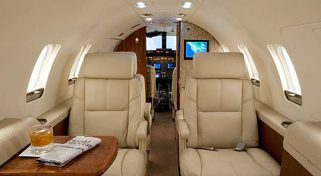 Charter the Lear 25 Jet