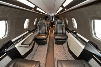 Learjet 35 Interior Refurbishment | DA35114
