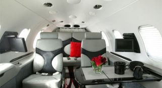 Private Charter Business Flight - Learjet 31