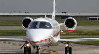 Learjet 45 Private Charter