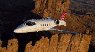 Private Charter Lear 60 Jet
