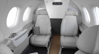 Phenom 300 Business Executive Jet