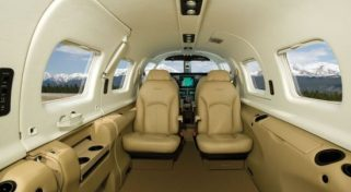 Piper Matrix Private Plane Flight - Charter Flight Group