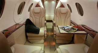 Private Aircraft Premier IA flights