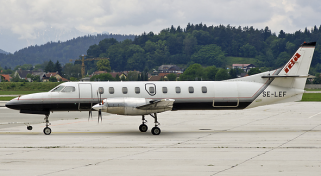 Swearingen Metro Private Plane