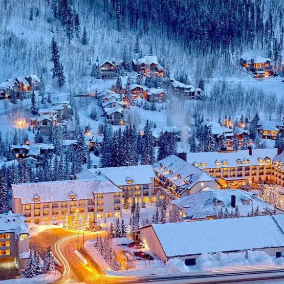 Vail Colorado Private Jet Charter