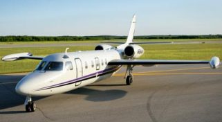 Private Plane Charter Westwind II