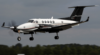 Beechcraft King Air 250 Private Plane Charter - Charter Flight Group