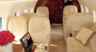 ARGUS Safety Rated Challenger 600-601 Jet
